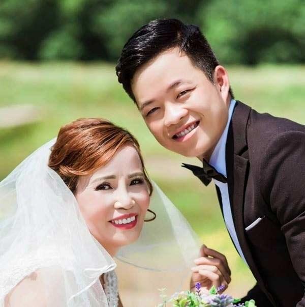Cô dâu Cao Bằng 62 tuổi lấy chú rể 26 tuổi sức khỏe yếu hậu thẩm mỹ-1