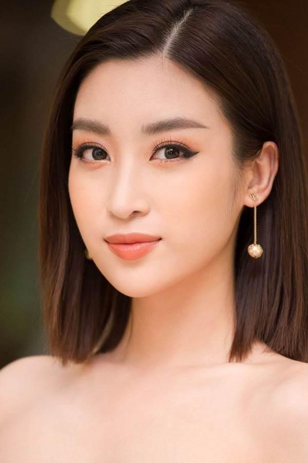 Hoa hậu Mỹ Linh vai trần gợi cảm làm giám khảo Người đẹp Kinh Bắc-6