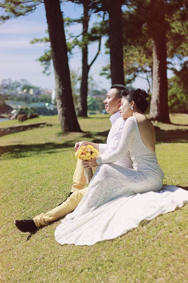 Loạt khoảnh khắc lãng mạn như chụp ảnh cưới của cặp đôi Mạnh Hùng - Hoàng Linh-13