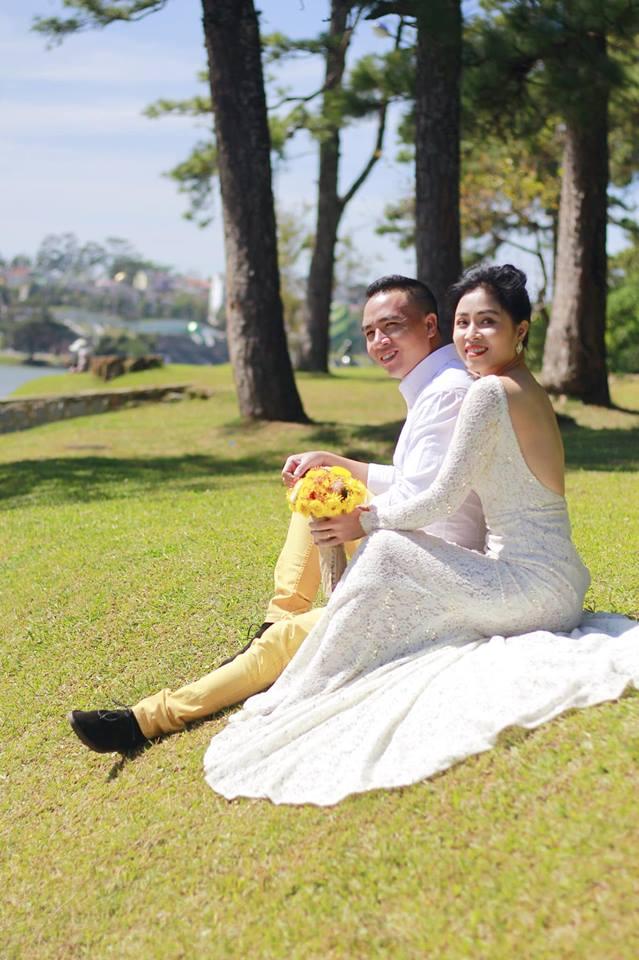Loạt khoảnh khắc lãng mạn như chụp ảnh cưới của cặp đôi Mạnh Hùng - Hoàng Linh-8
