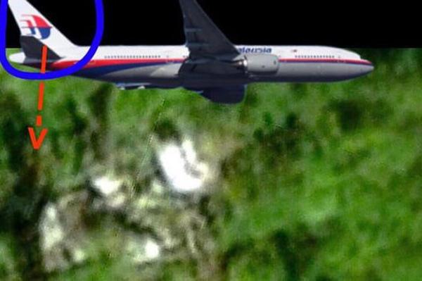 Manh mối mới từ cuộc tìm kiếm MH370 trong rừng Campuchia-1