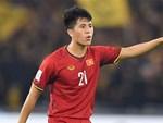 Bùi Tiến Dũng: Bộ ba trung vệ chỉ còn Đình Trọng, mong cậu ấy có thể đá vòng loại U23 châu Á-3