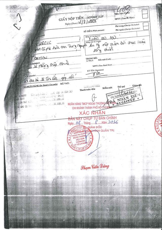 """Mẹ chồng khẳng định Cô góp sức nhưng tiền bạc thì không"""", bà Lê Hoàng Diệp Thảo tung chứng cứ còn giữ từ 2005 để phản bác-1"""