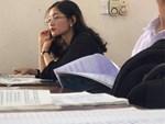 Bị học sinh chụp ảnh dìm, cô giáo thực tập vẫn nổi bần bật vì nét lai xinh đẹp chẳng kém hot girl Thái-12