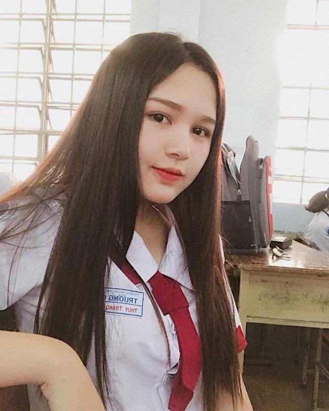 Cô gái Việt đẹp tựa hot girl có gương mặt đẹp nhất Hàn Quốc-1