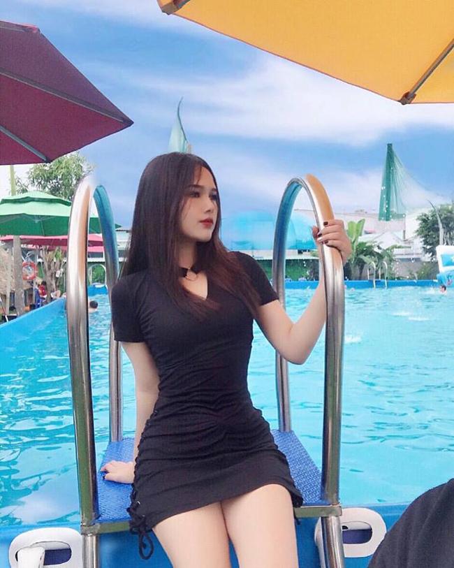 Cô gái Việt đẹp tựa hot girl có gương mặt đẹp nhất Hàn Quốc-14