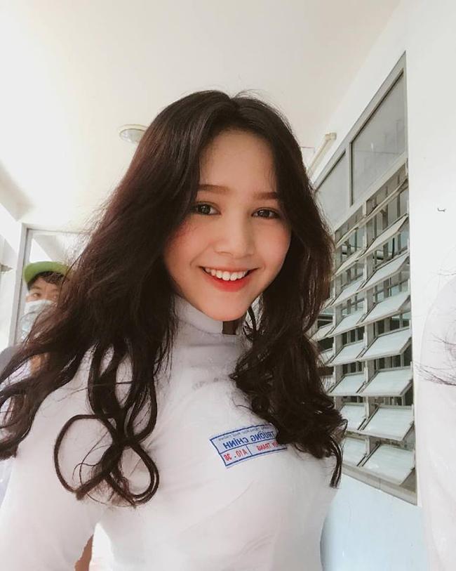 Cô gái Việt đẹp tựa hot girl có gương mặt đẹp nhất Hàn Quốc-18