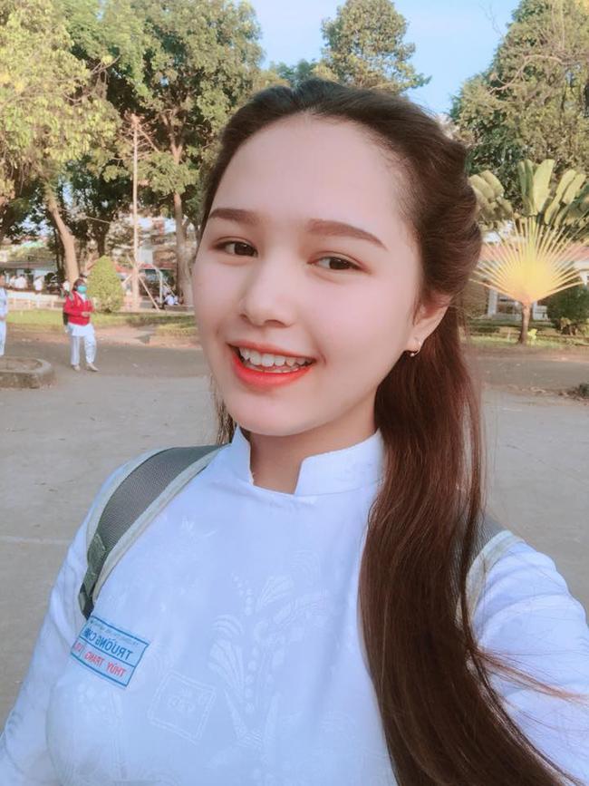 Cô gái Việt đẹp tựa hot girl có gương mặt đẹp nhất Hàn Quốc-2