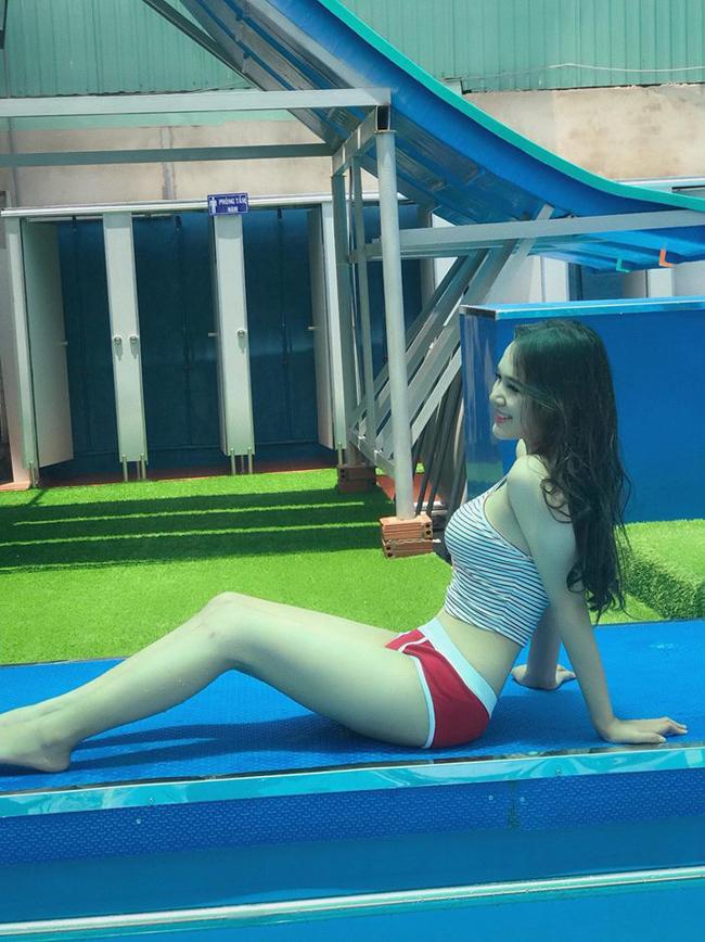 Cô gái Việt đẹp tựa hot girl có gương mặt đẹp nhất Hàn Quốc-8