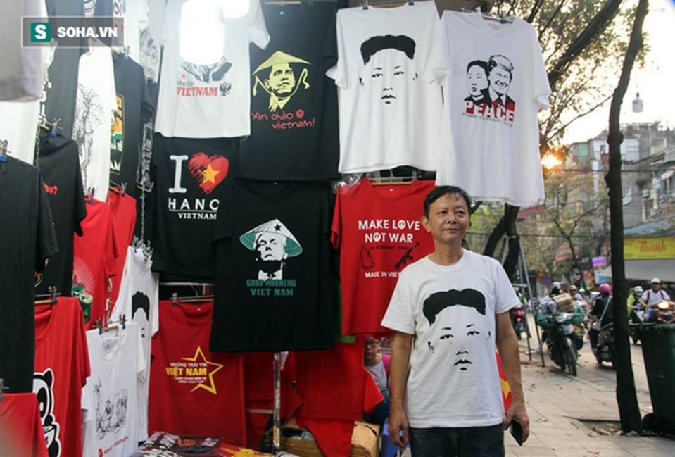 Kiếm chục triệu mỗi ngày nhờ bán áo in hình Donald Trump - Kim Jong Un-8