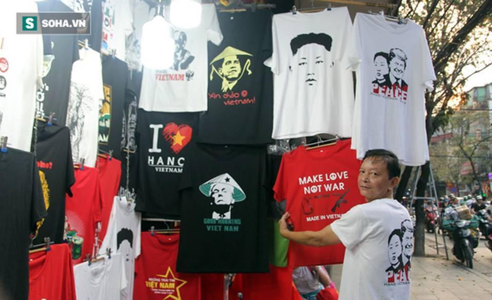 Kiếm chục triệu mỗi ngày nhờ bán áo in hình Donald Trump - Kim Jong Un-9