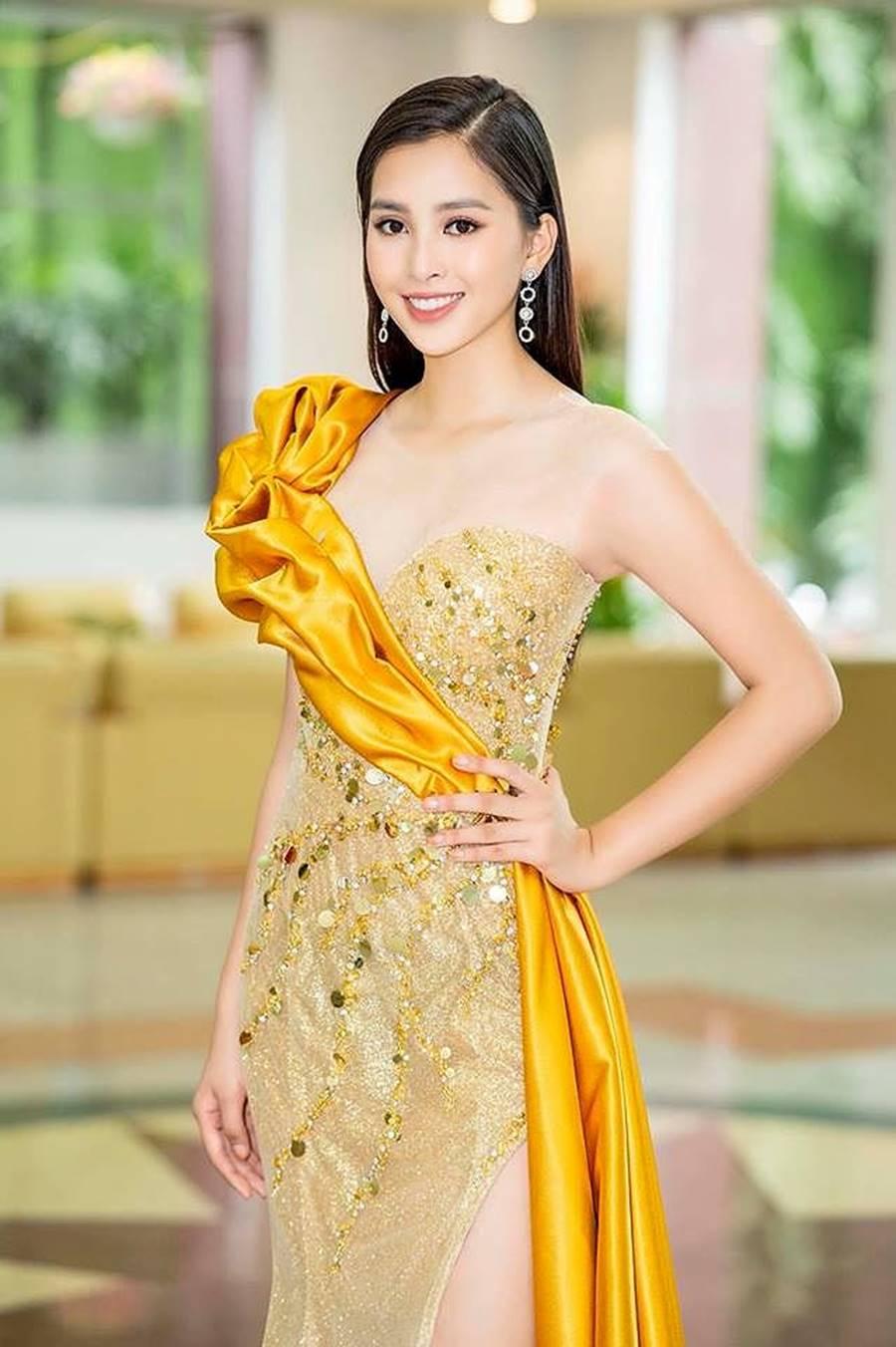 Hoa hậu Tiểu Vy, Á hậu Phương Nga đốn tim fans với váy áo lộng lẫy-3