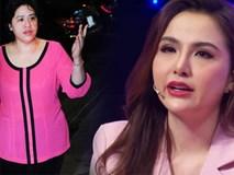 Hoa hậu Diễm Hương nức nở nói lời xin lỗi sau 4 năm bị mẹ ruột từ mặt