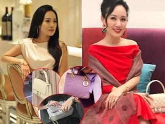 BTV đẹp nhất VTV Hoài Anh lên hình mặc đồ tạm bợ, ngoài đời xách toàn túi hiệu sang chảnh