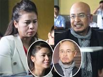 Cảm xúc trái ngược của bà Lê Hoàng Diệp Thảo và ông Đặng Lê Nguyên Vũ trong suốt 2 ngày xử ly hôn, phân chia tài sản