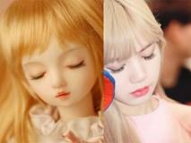Cô gái Thái Lan xinh đẹp khiến người ta ngỡ rằng búp bê sống là có thật