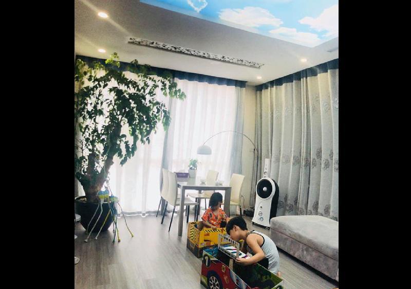 Cận cảnh căn hộ siêu sang của nam MC điển trai về nhà là cởi com-lê dọn dẹp giúp vợ-10