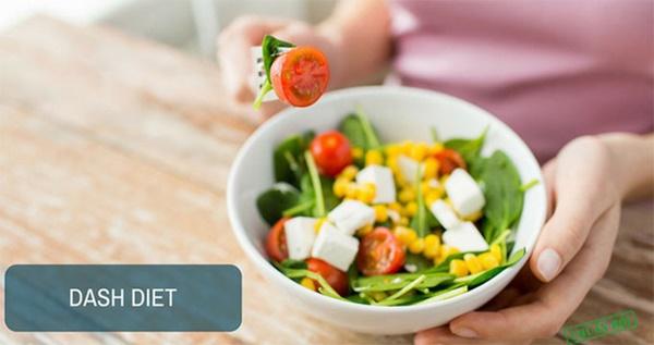 Ngoài giảm cân, chế độ ăn này còn có tác dụng hạ huyết áp, cải thiện sức khỏe tim mạch-3