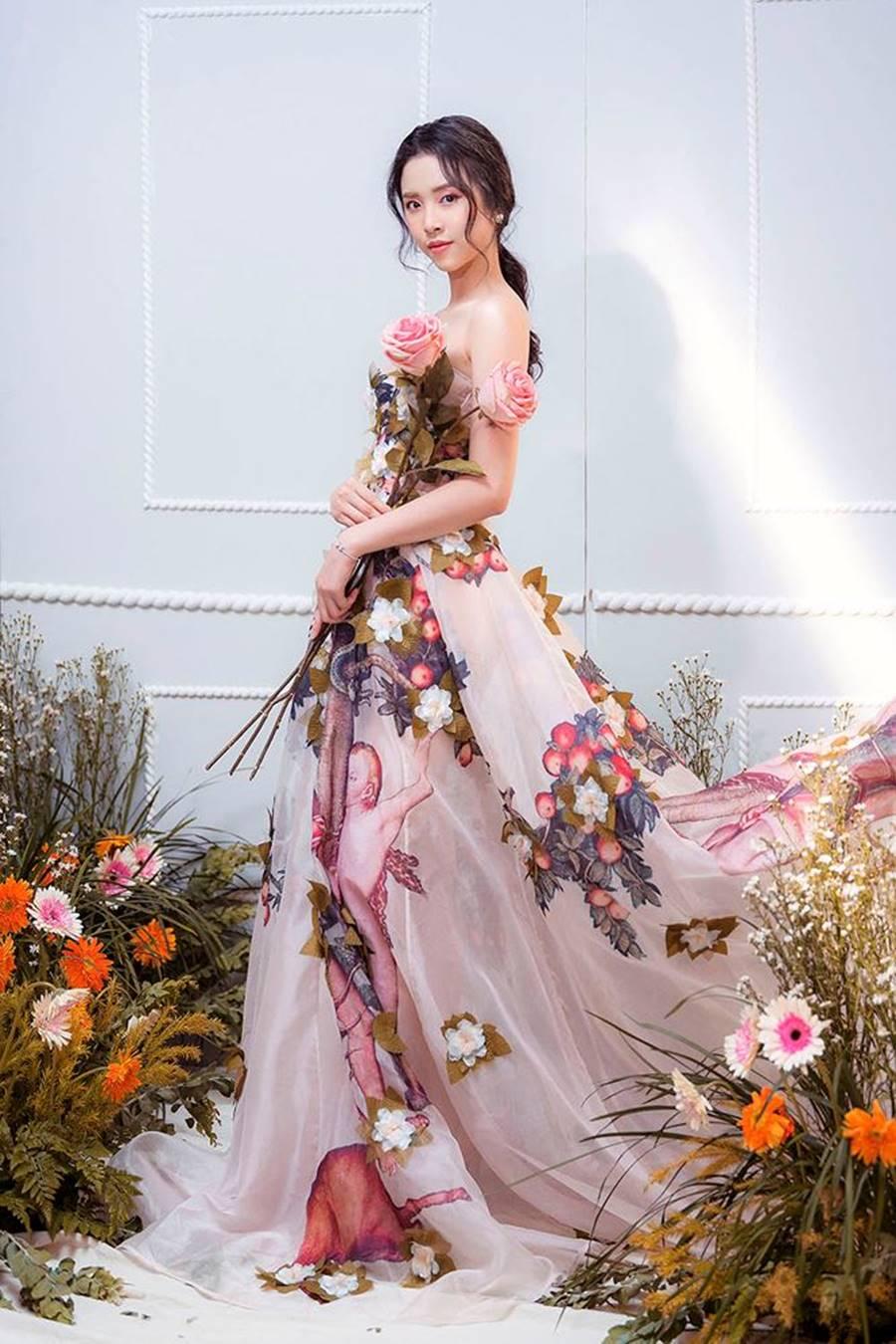 Á hậu Thuý An tái xuất xinh đẹp, hé lộ kế hoạch thi sắc đẹp quốc tế-4