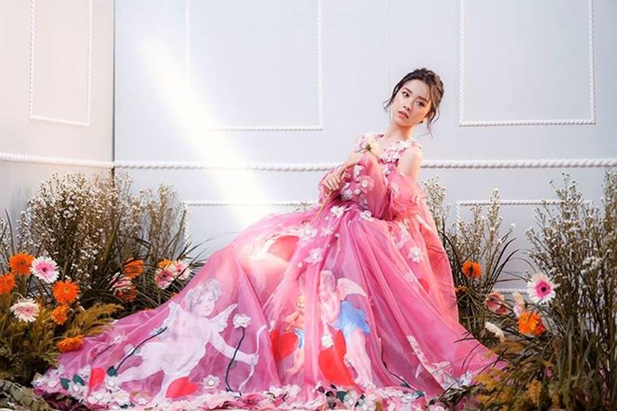 Á hậu Thuý An tái xuất xinh đẹp, hé lộ kế hoạch thi sắc đẹp quốc tế-8