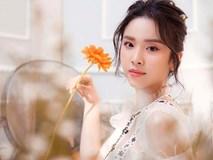 Á hậu Thuý An tái xuất xinh đẹp, hé lộ kế hoạch thi sắc đẹp quốc tế