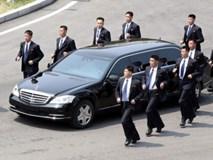 Những phương tiện có thể theo ông Kim Jong Un sang Việt Nam