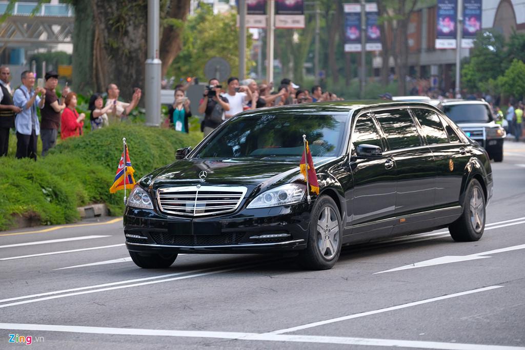 Những phương tiện có thể theo ông Kim Jong Un sang Việt Nam-2
