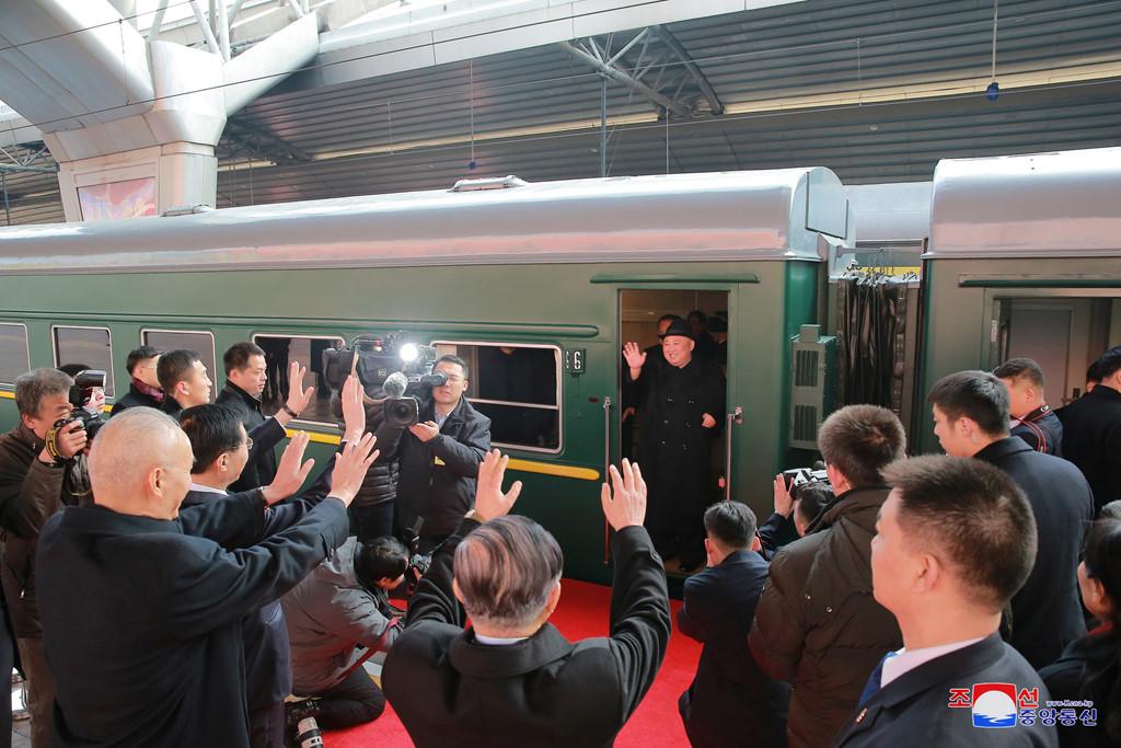 Những phương tiện có thể theo ông Kim Jong Un sang Việt Nam-5