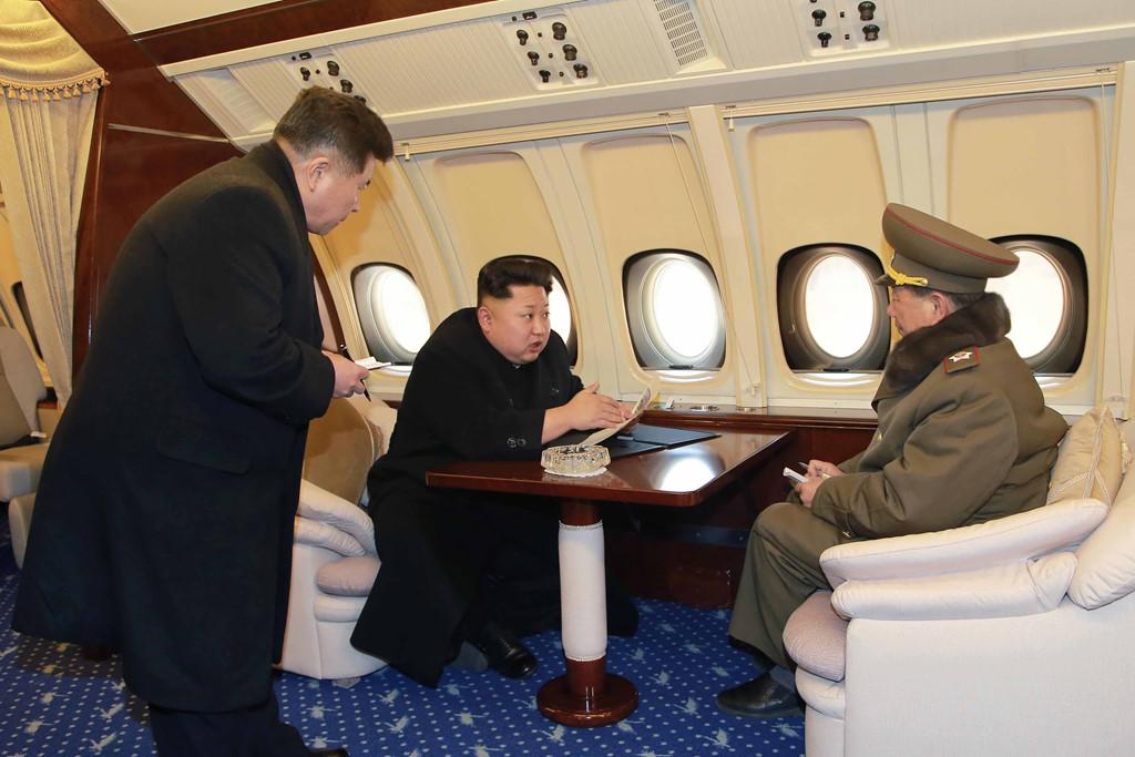 Những phương tiện có thể theo ông Kim Jong Un sang Việt Nam-10