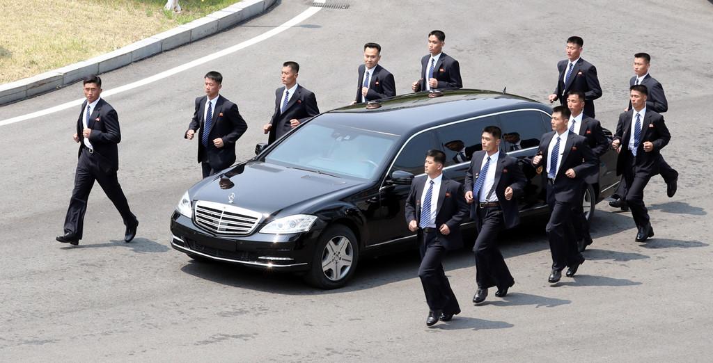 Những phương tiện có thể theo ông Kim Jong Un sang Việt Nam-1