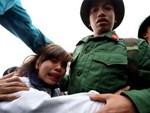 Từng hứa sẽ chờ đợi, cô gái Nghệ An gây hoang mang với ảnh mặc váy cưới khi bạn trai đi nghĩa vụ được 6 ngày-5
