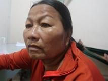 Xót xa cảnh người mẹ co ro ôm hũ hài cốt của con trai vào phòng bệnh để chạy thận