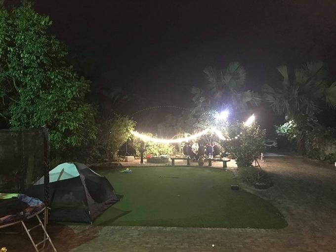 Cơ ngơi hoành tráng với nhà vườn rộng rãi của diễn viên Hồng Đăng-9