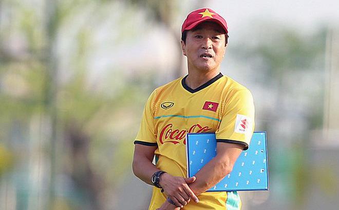 Cánh tay phải' của HLV Park Hang Seo sẽ dẫn dắt U22 Việt Nam dự SEA Games 30-1