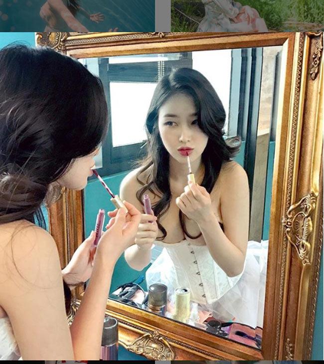 Đây là mỹ nhân được mệnh danh siêu phẩm tạp chí đàn ông Hàn Quốc-7