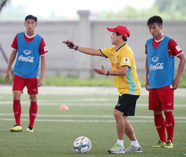 Cánh tay phải' của HLV Park Hang Seo sẽ dẫn dắt U22 Việt Nam dự SEA Games 30-2