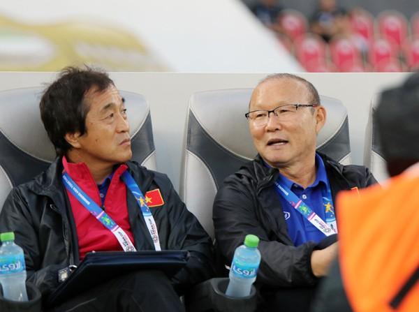 Cánh tay phải' của HLV Park Hang Seo sẽ dẫn dắt U22 Việt Nam dự SEA Games 30-3