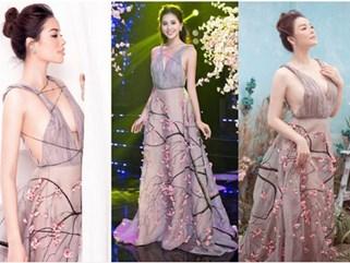 Tiếp tục đăng ảnh cũ, Phạm Hương khơi lại màn đụng váy không khoan nhượng với Tiểu Vy và Lý Nhã Kỳ