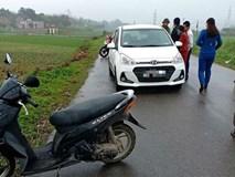 Nữ tài xế taxi bị bạn trai chặn xe đâm tử vong tại chỗ