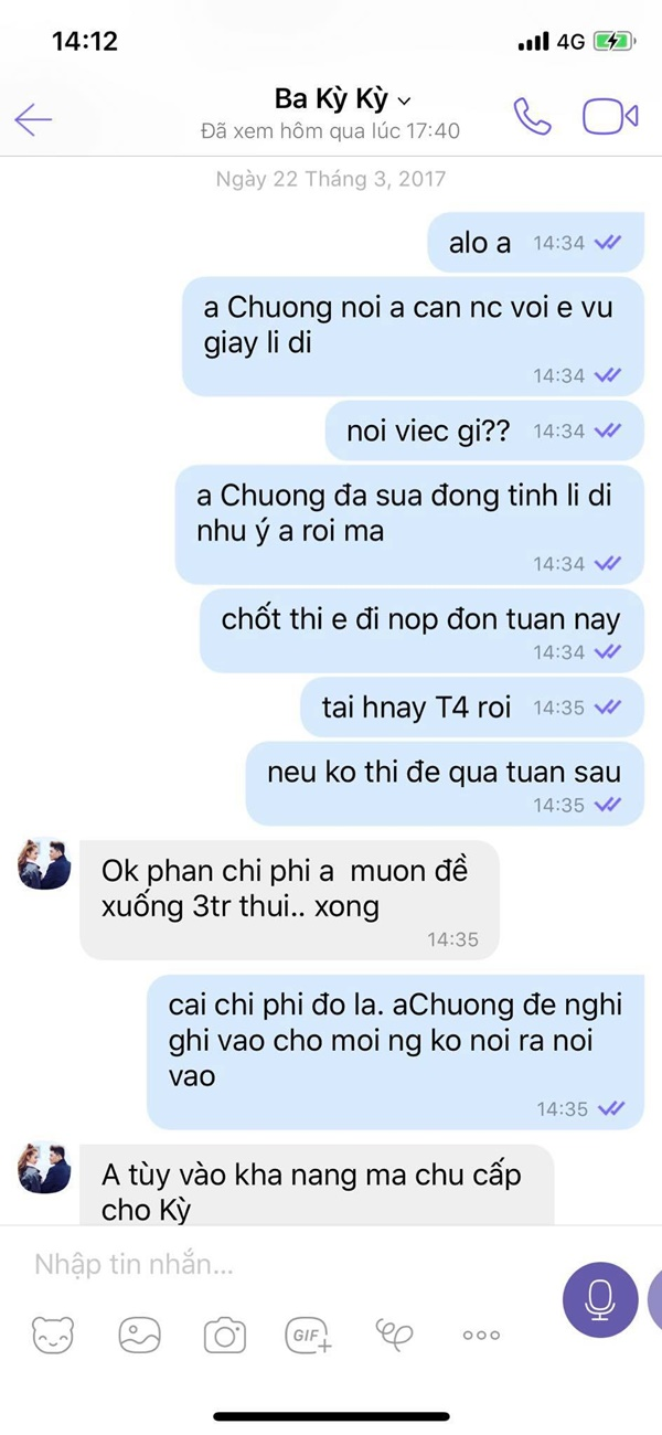 Bị Lý Phương Châu công khai không thèm tiếp chuyện, nhưng Linh Chi vẫn cố tình đáp trả thay Lâm Vinh Hải thế này-1