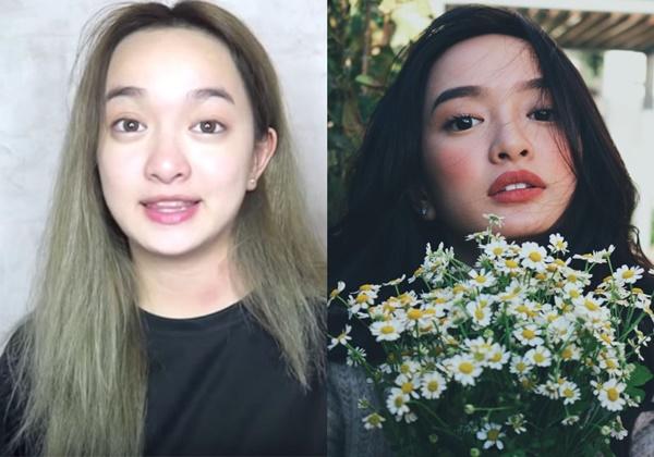 Hoa hậu, á hậu và các người đẹp Việt khác lạ khi để mặt mộc-4