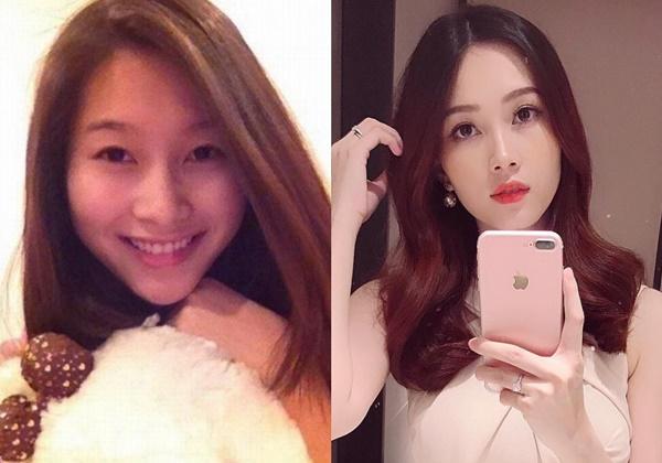 Hoa hậu, á hậu và các người đẹp Việt khác lạ khi để mặt mộc-6