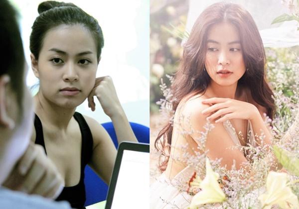 Hoa hậu, á hậu và các người đẹp Việt khác lạ khi để mặt mộc-7