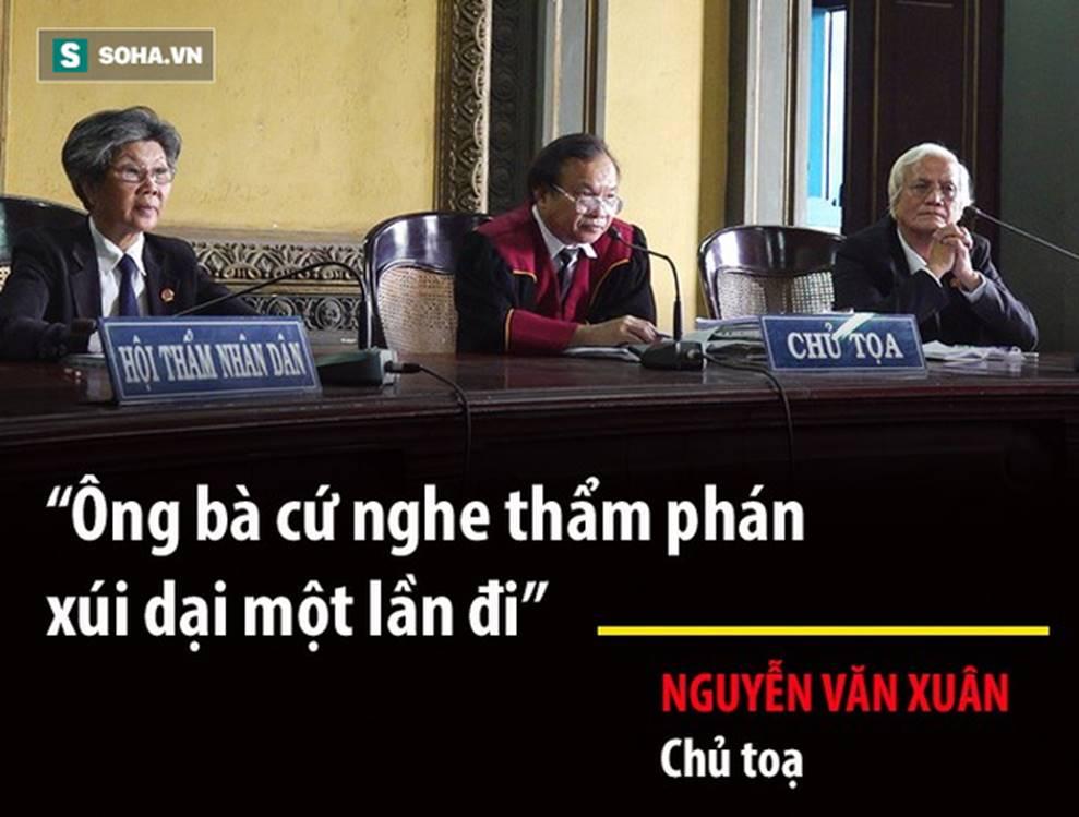 Vụ li hôn của ông chủ Trung Nguyên: Đề nghị của chủ tọa ông bà cứ nghe thẩm phán xúi dại một lần có khách quan?-1