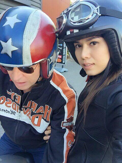 Nữ đại gia đất Cảng tặng chồng Harley-Davidson gần 1 tỷ-7