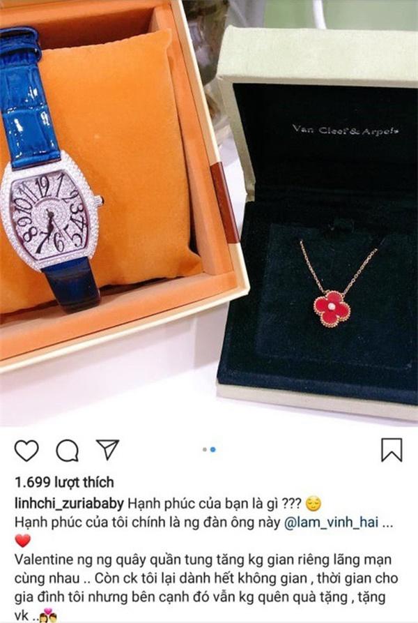 Kỳ kèo mặc cả tiền trợ cấp cho con từ 5 triệu xuống 3 triệu nhưng Lâm Vinh Hải lại hào phóng tặng Linh Chi nhà tiền tỷ, kim cương trăm triệu-3