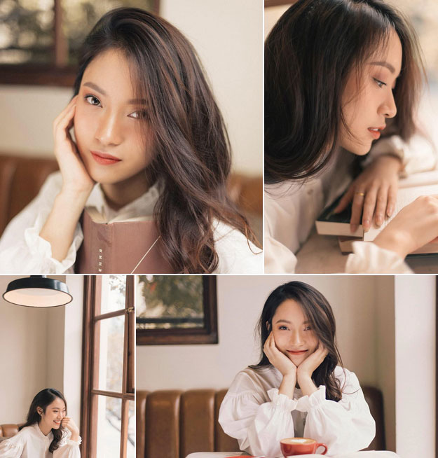 Khánh Vy bất ngờ diễn lại clip nói 7 thứ tiếng-3