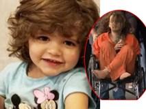 Sững sờ trước thi thể của bé gái 3 tuổi trong tủ quần áo và tội ác man rợ của người cha vô nhân tính