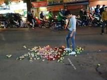 Dùng cả nến và hoa để tỏ tình nhưng bị từ chối, chàng trai kéo cô gái quát: