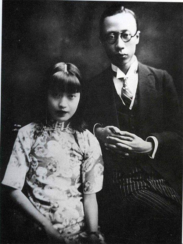 Ảnh hiếm chưa từng được hé lộ trong hôn lễ Hoàng đế Phổ Nghi - vị vua cuối cùng của nhà Thanh-2